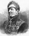 Кавалер ордена св. Маврикия и Лазаря, бравый австрийский офицер граф Нейпперг, известный тем, что был возлюбленным Марии-Луизы Бонапарт, урожденной Габсбург после ссылки Наполеона I на Святую Елену