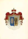 Герб князей Волконских