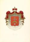 Герб князей Збаражских, Воронецких, Порецких
