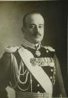 Портрет великого князя Бориса Владимировича - генерал-майора свиты, командира лейб-гвардии Атаманского полка