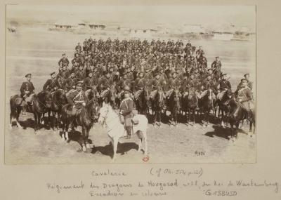 Новгородский драгунский полк в 1892 г.