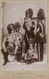 Дворцовые гренадеры. 1892 год.