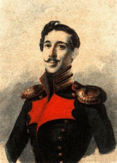 Липранди Иван Петрович (1790–1880) – генерал-майор, историк и деятель тайной полиции.