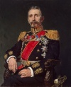 Начальник Генерального морского штаба (1914–1917) адмирал Русин Александр Иванович. Портрет работы неизвестного художника.  1900 г.
