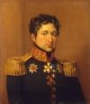 Портрет Захара Дмитриевича Олсуфьева (1-го) (1773-1835) (1-го). Не позднее 1826 г. Доу, Джордж, мастерская. 1781-1829. Военная галерея Зимнего дворца. Холст, масло, 70х62,5 см.