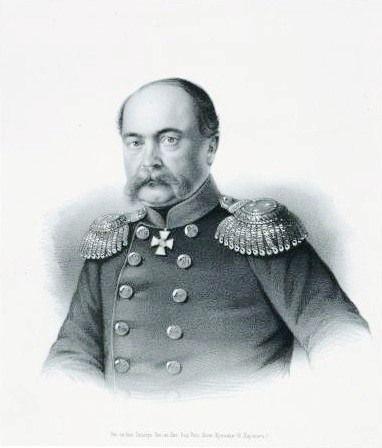Ушаков 3-й Александр Клеонакович (1803-77), генерал-от-инфантерии