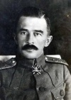 Командующий 2-й Особой пехотной бригадой (с конца октября 1916 г. начальник Франко-русской дивизии) генерал-майор М. К. Дитерихс.