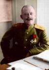Командующий 3-й Особой пехотной бригадой генерал-майор В. В. Марушевский.