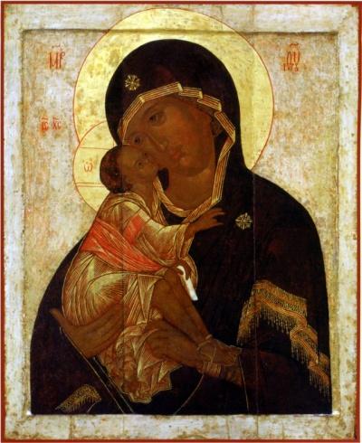 Икона Богородицы Донской