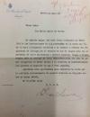 Переписка по вопросу поиска штандарта и документов Ольвиопольского полка