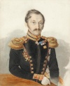 Генерал-от-артиллерии Герштенцвейг Данила Александрович