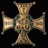 Знак 89-го пехотного Беломорского полка