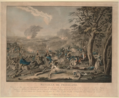 Сражение при Фридланде 2 июня 1807 г. J. Rogendas