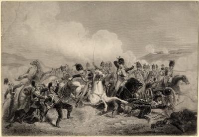 Сражение при Балаклаве 13 октября 1854 г.
