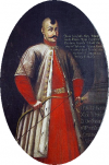 Вишневецкий Дмитрий Иванович - князь из литовского рода Гедиминовичей