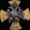 Знак Лейб-гвардии Финляндского полка Учреждён 12 декабря 1906 года.