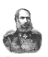 Генерал-лейтенант Федор Данилович Девель