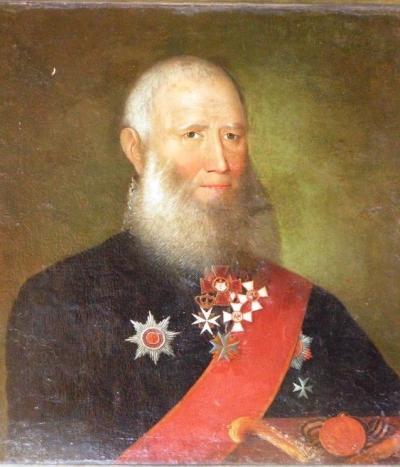 Генерал-лейтенант Денисов Адриан Карпович