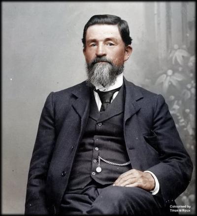 Кристиан Рудольф Девет (Де Вет) (африк. Christiaan Rudolf De Wet; 7 октября 1854 — 3 февраля 1922), командант (вождь) войск Оранжевой республики в войне её с Англией, веденной совместно с Трансваалем в 1899-1902 гг.