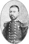 Дева-Сигенори, адмирал японского флота