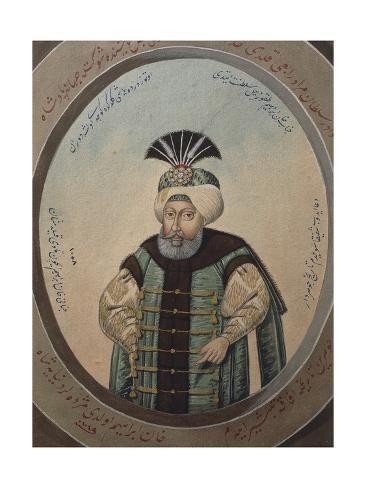 Султан Мехмет IV