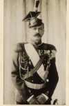 Его Императорское ВысочествоВеликий князь ПЕТР НИКОЛАЕВИЧс 1864 г. Января 10. В форме полка.