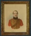 Портрет поручика лейб-гвардии Гусарского полка Яковлева