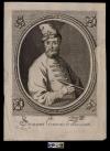 Шереметев Василий Борисович (1622-1681). 1670 г. Вена. 1670 г.  Бумага, гравюра резцом. 26,3х19,5 см. ГИМ.