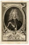 Рейншильд Карл Густав (1651-1722). Вольфганг, нач.XVIII в. Бумага, гравюра резцом, 30,5х20 см. ГИМ.