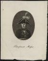 Генерал Моро. Первая половина XIX в. Бумага, гравюра резцом. 22х17 см. ГИМ