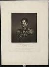 Генерал-лейтенант, генерал-адьютант Александр Дмитриевич Балашев. 1823 г. Бумага, гравюра черной манерой. 54,5х39,7 см. ГИМ
