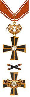 Крест Маннергейма I и II классов