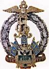 Знак Кубанского казачьего войска Утвержден 18 февраля 1912 г.