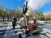 Памятник герою Русско-персидской войны Петру Котляревскому на набережной в Феодосии.