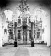 Вид на алтарь церкви св. Захарии и Елизаветы