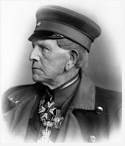 Гельмут Карл Бернхард Граф фон Мольтке Старший. Генерал-фельдмаршал. Начальник штаба прусской армии более тридцать лет.